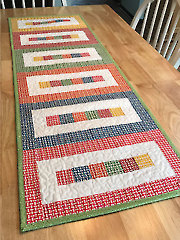 Rainbow Blocks Quilt Pattern