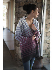 Stanza Coat Knit Pattern
