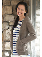 Millington Cardigan Knit Pattern