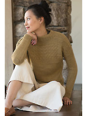 Owinja Pullover Knit Pattern