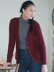 Nightingale Cardigan Knit Pattern