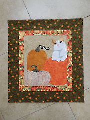 Pumpkins for Bartleby Quilt Pattern