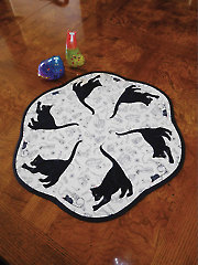 Cat & Mouse Quilt Pattern
