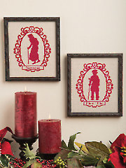 A Christmas Carol Cross Stitch Pattern