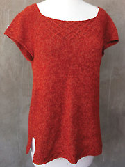High Trestle Tee Knit Pattern