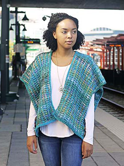 Kingston Cardigan Knit Pattern