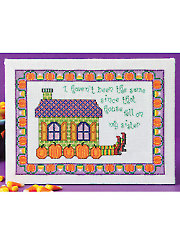 The Wicked Witch's Lament Cross Stitch Pattern