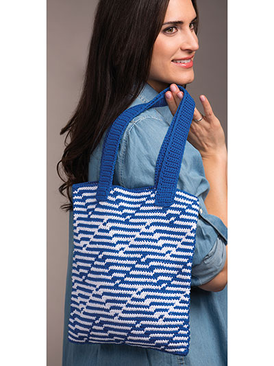 Variations Tapestry Tote
