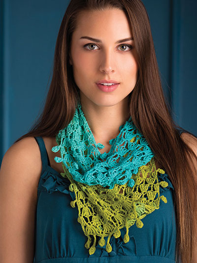 Vera Cowl Crochet Pattern