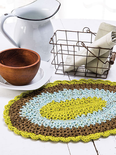 V-Stitch Place Mat