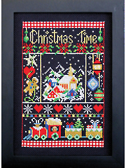 Christmas Time Cross Stitch Kit
