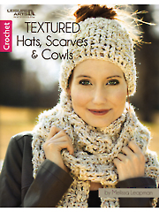 Textured Hats, Scarves & Cowls