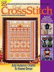 Just CrossStitch Sep/Oct 2017