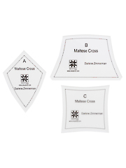 Maltese Cross Acrylic Tool