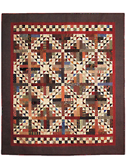 Scrapbook Quilt Pattern
