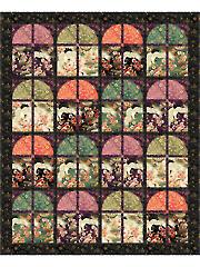 Windows Quilt Pattern
