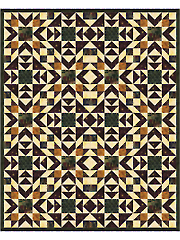 Forest Nights Quilt Pattern