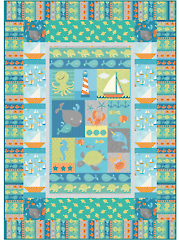 Sail Away Quilt Pattern