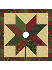 Starlight Tree Skirt Pattern