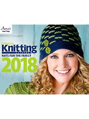 Knitting Calendar 2018