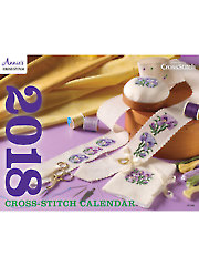 Just CrossStitch Calendar 2018