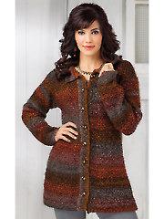 Coronado Cardi Knit Pattern