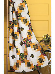 Autumn Trails Quilt Pattern