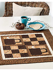 Expresso Yourself Quilt Pattern