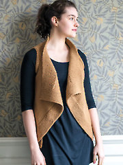 Brooklin Vest Knit Pattern