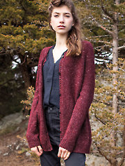 Harebell Cardigan Knit Pattern