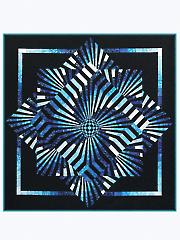 Spiral Motion Quilt Pattern