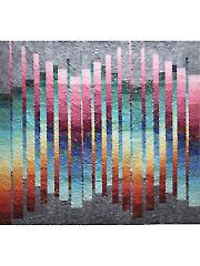 Shimmering Strata Quilt Pattern
