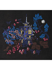 Thorn Castle Cross Stitch Pattern