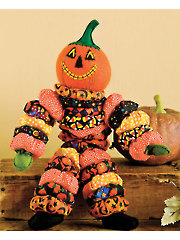 Yo-Yo Pumpkin Man Pattern