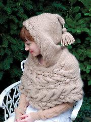 Woodland Hoodlet Knit Pattern