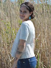 Boho Love Top Knit Pattern