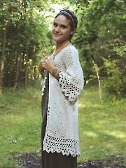 Gypsy Sole Cardigan Knit Pattern