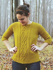 Kerrytown Pullover Knit Pattern