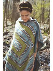 Natural Mystic Wrap Knit Pattern