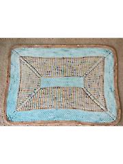 Nauset Baby Blanket Knit Pattern