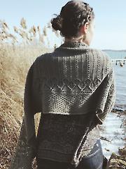 Nuna Shawl Knit Pattern