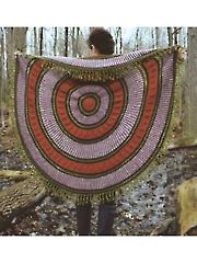 Wild Mystic Shawl Knit Pattern