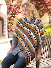 ANNIE'S SIGNATURE DESIGNS: La Paz Wrap Crochet Pattern