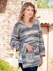 ANNIE'S SIGNATURE DESIGNS: Alameda Tunic Crochet Pattern