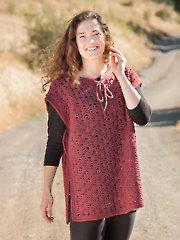 ANNIE'S SIGNATURE DESIGNS: Hilltop Tee Crochet Pattern