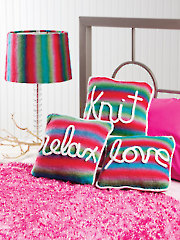 Love, Knit, Relax Knit Pattern