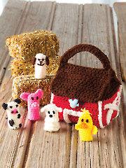 Farmyard Finger Puppets