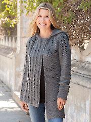 ANNIE'S SIGNATURE DESIGNS: Sirimiri Cardi Crochet Pattern