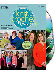 Knit and Crochet Now! Season 8 DVD