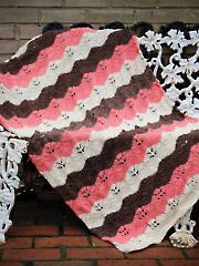 Neapolitan Baby Blanket Knit Pattern